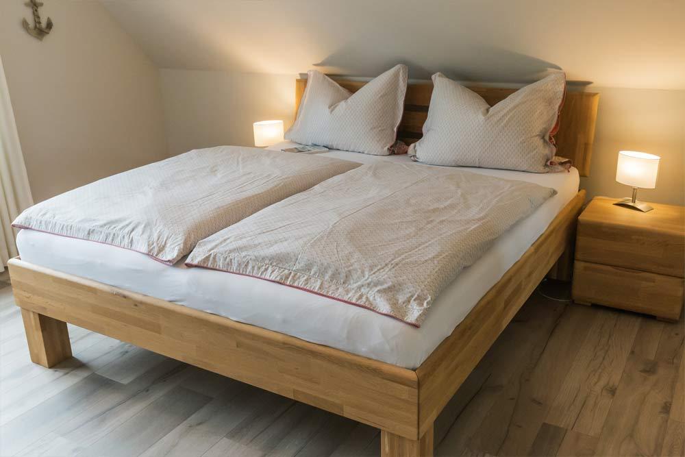 Fewo Langeoog schlafzimmer 1